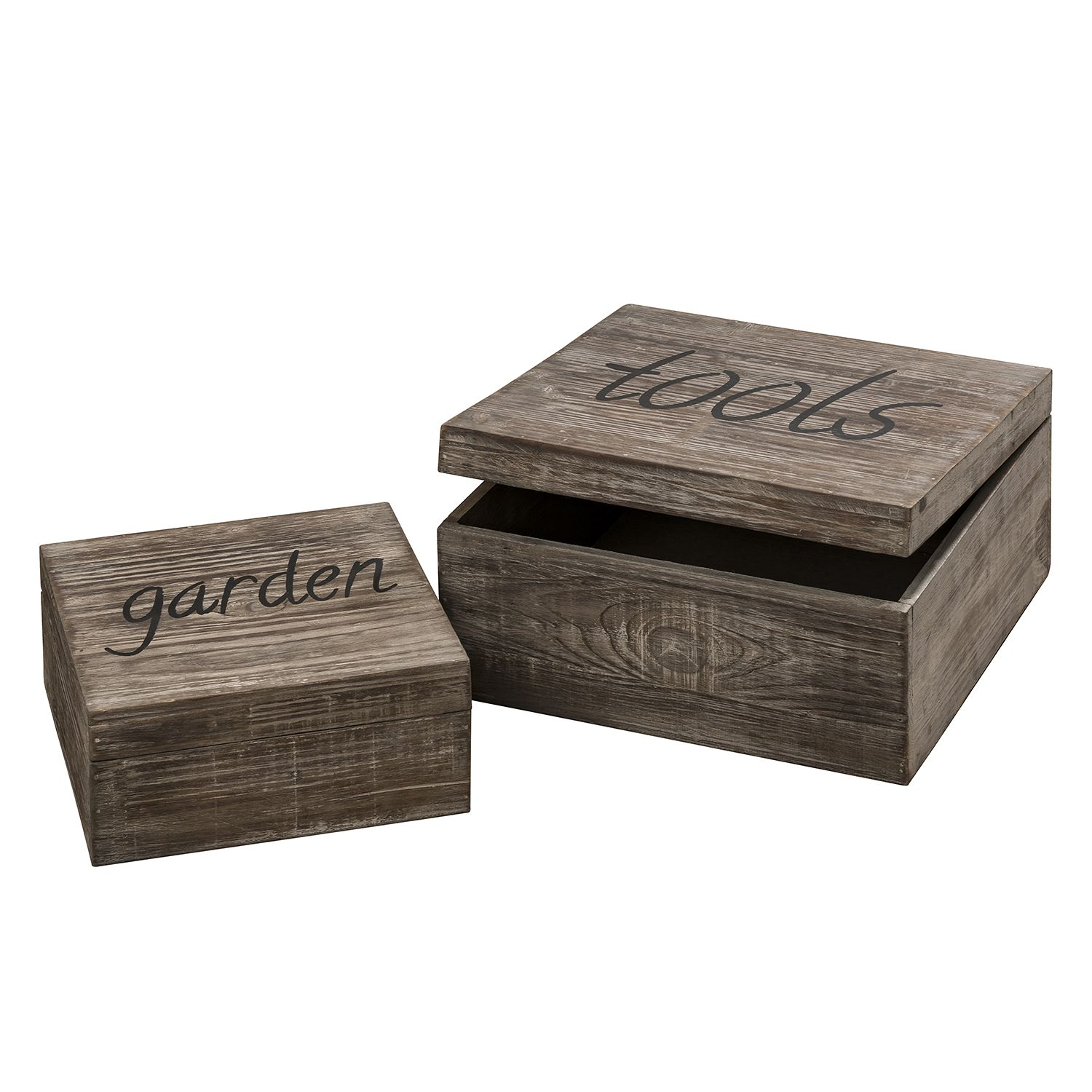 Box David (2er-Set) - Braun, Ars Natura