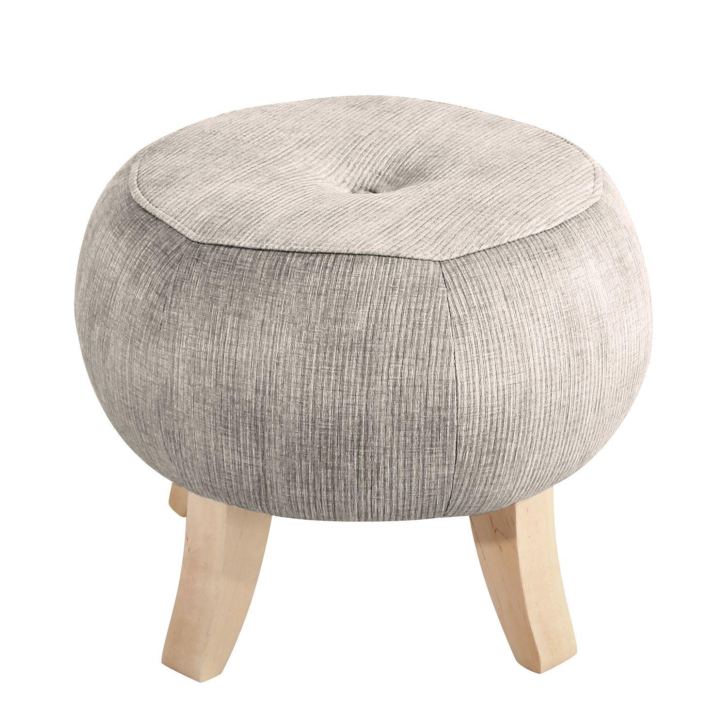 Hocker Fairview - Cord - Creme, Max Winzer