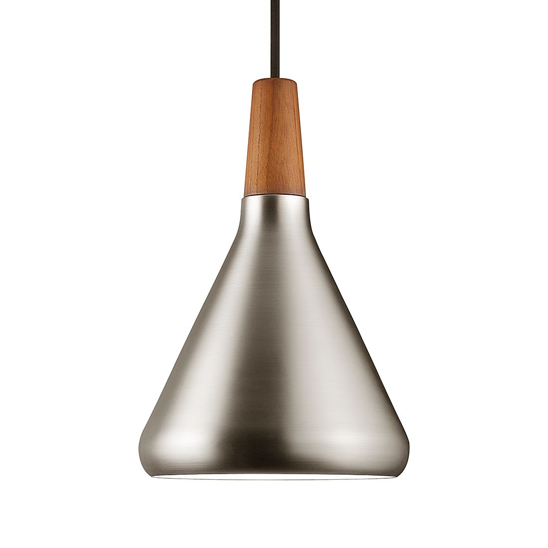 EEK A++, Pendelleuchte Float 18 - Metall - Silber - 1-flammig, Nordlux
