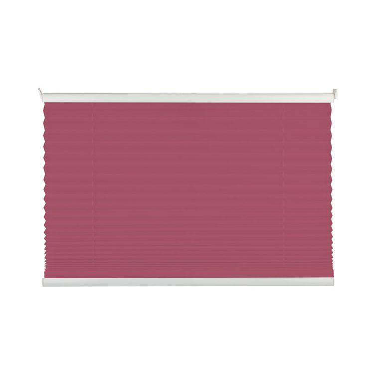 Plissee Free III - Pink - 120 x 130 cm, mydeco