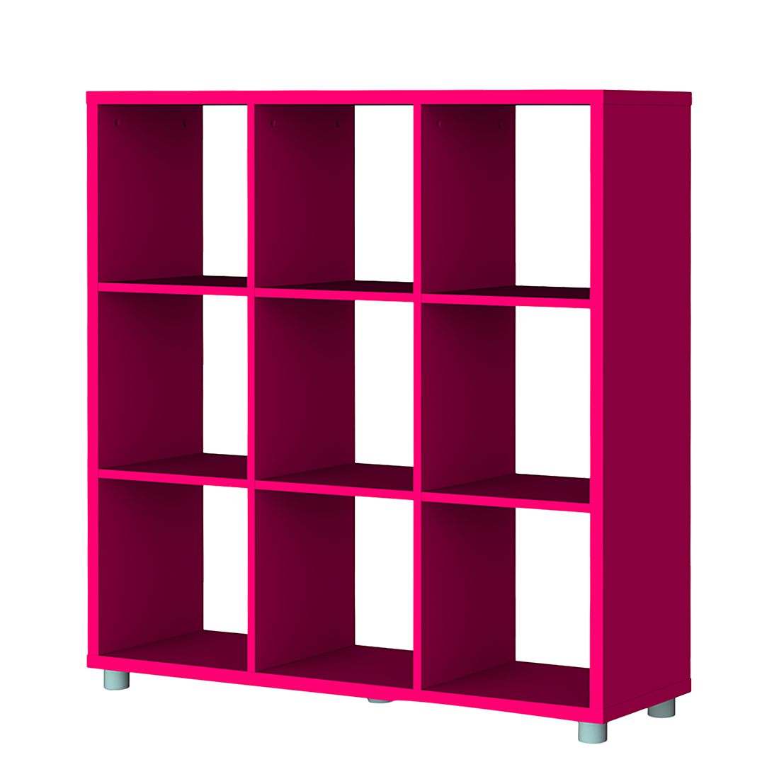 Regal Viereckig XL Box - Fuchsia, Tenzo
