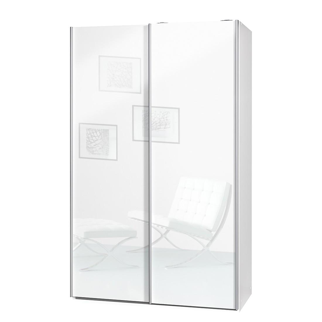 schwebet renschrank soft smart 120 cm wei hochglanz wei ohne spiegelt r en cs schmal. Black Bedroom Furniture Sets. Home Design Ideas