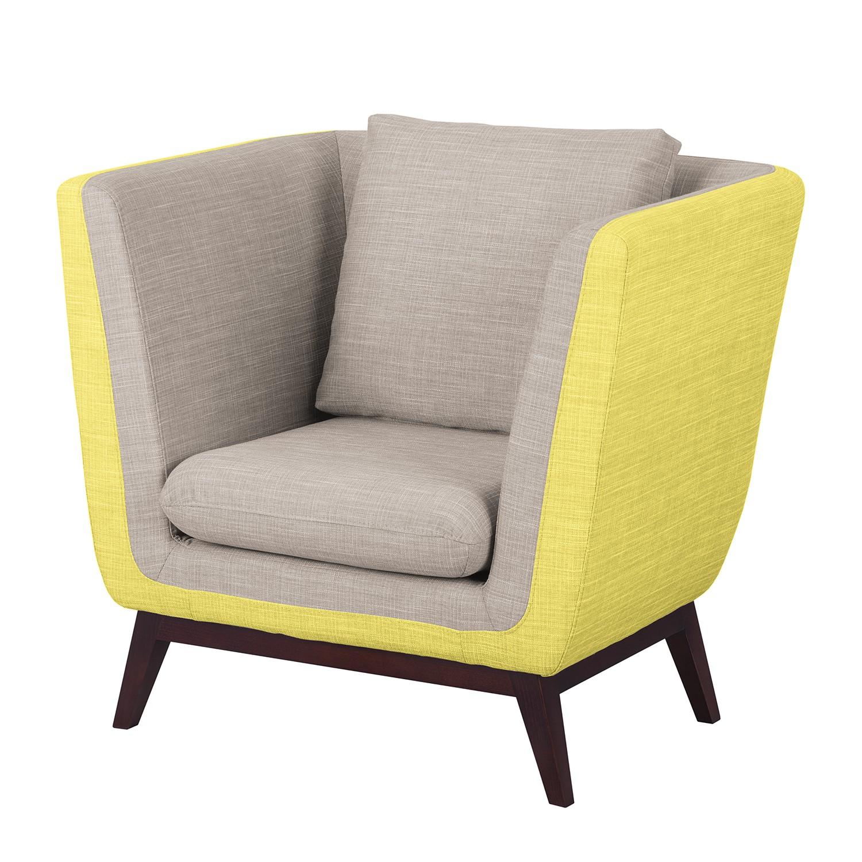 Sessel Senfgelb sessel eydon i webstoff hellgrau morteens möbel preiswert
