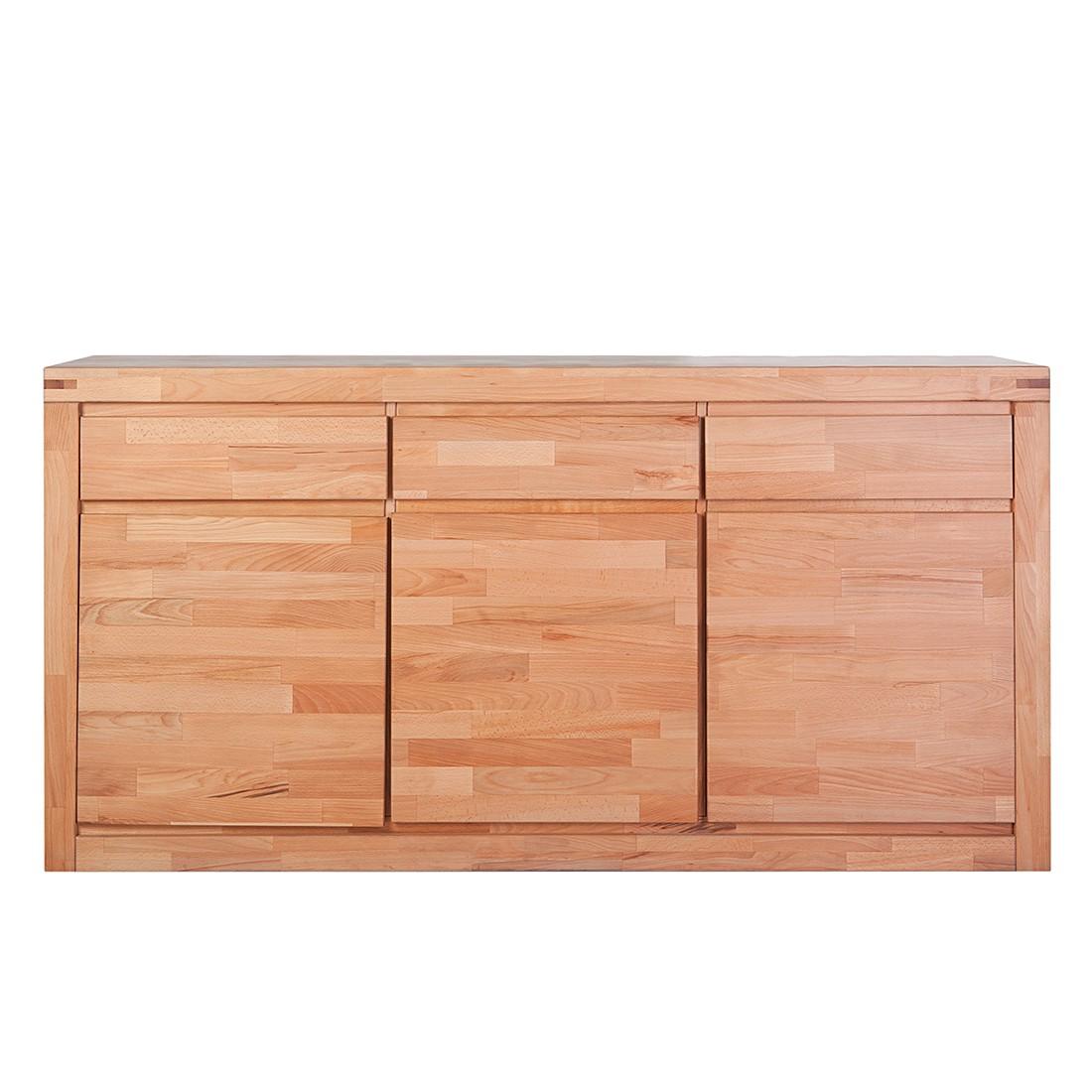 sideboard pia i wildeiche massiv ge lt ars natura m bel preiswert online kaufen. Black Bedroom Furniture Sets. Home Design Ideas