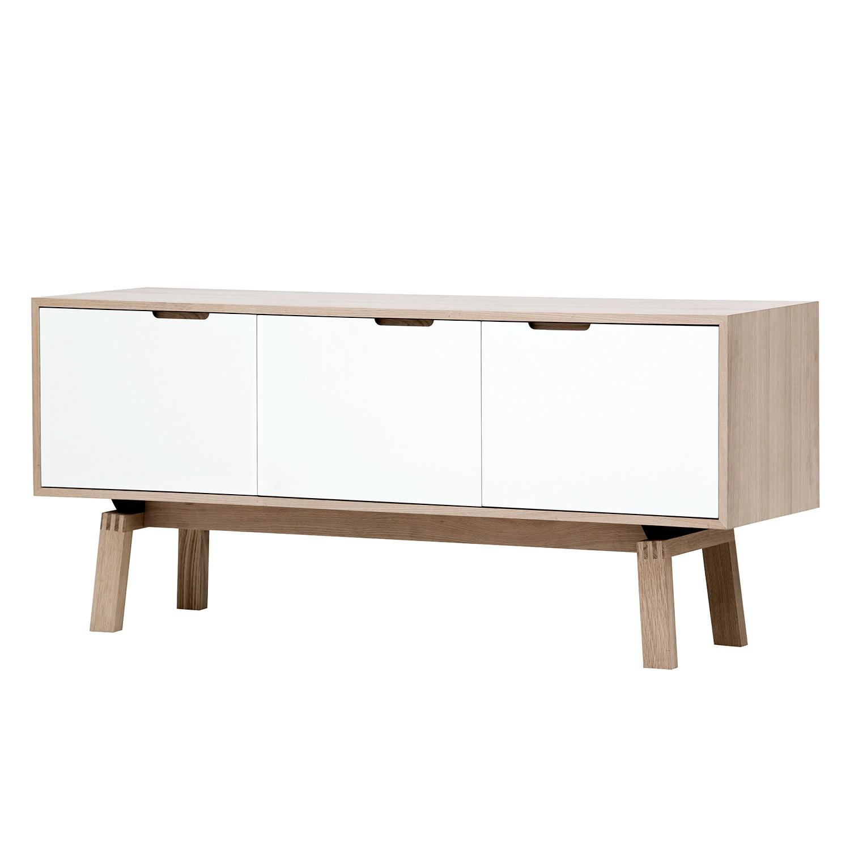 sideboard caspito hellgrau eiche studio copenhagen m bel preiswert online kaufen. Black Bedroom Furniture Sets. Home Design Ideas