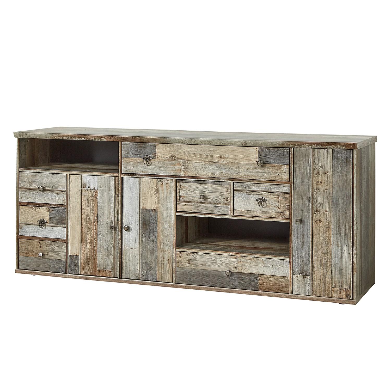 schrank tapara braun grau roomscape m bel preiswert online kaufen vergleichen. Black Bedroom Furniture Sets. Home Design Ideas