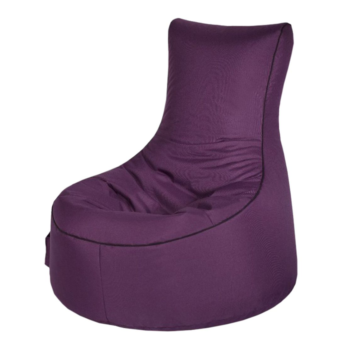 Sitzsack Scuba Swing Young - Aubergine, SITTING POINT