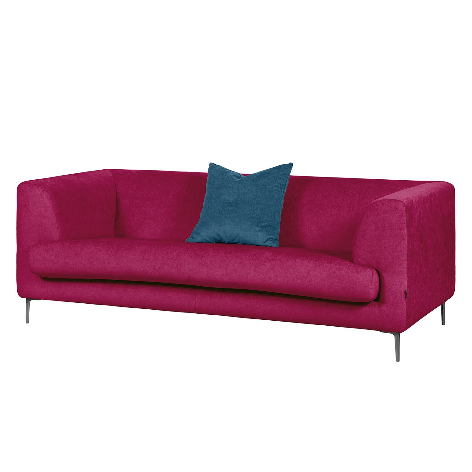 Sofa Sombret (2,5-Sitzer) - Webstoff - Cyclam, Says Who