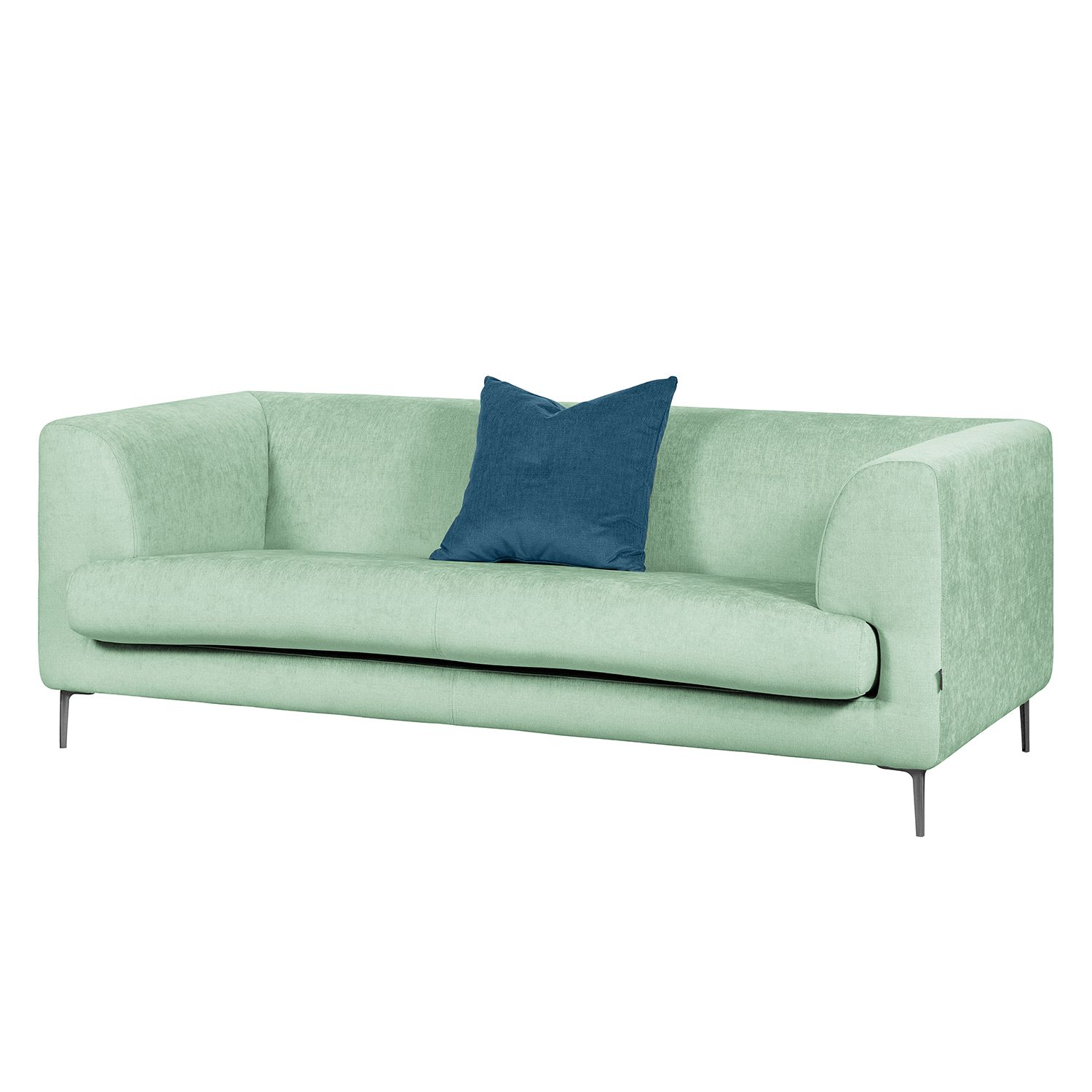 Sofa Sombret (2,5-Sitzer) - Webstoff - Mint, Says Who