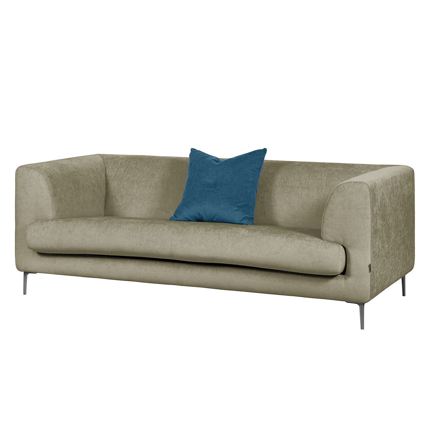 Sofa Sombret (2,5-Sitzer) - Webstoff - Warmes Beige, Says Who