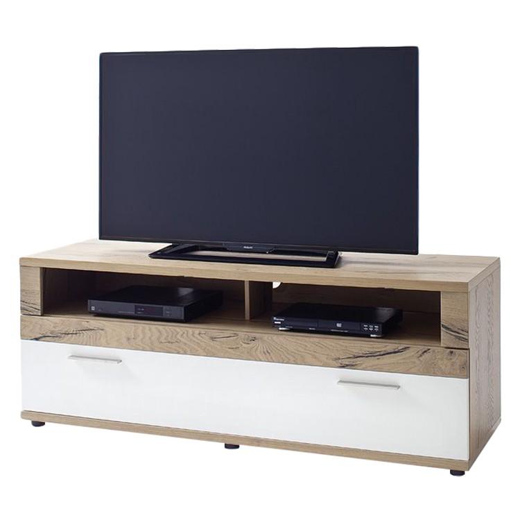 tv lowboard mipuro ii hochglanz wei fredriks m bel. Black Bedroom Furniture Sets. Home Design Ideas
