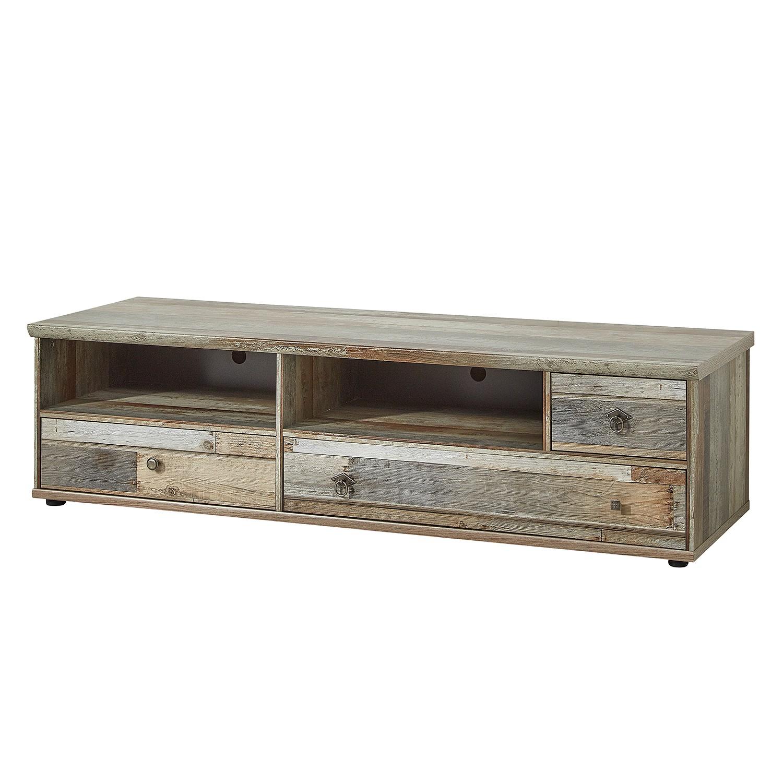 tv lowboard katakana iii hochglanz wei grau roomscape m bel preiswert online kaufen. Black Bedroom Furniture Sets. Home Design Ideas