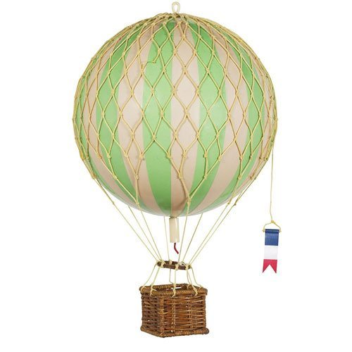 AUTHENTIC MODELS Authentic Models Modellballon 18 cm grün, grün, grün