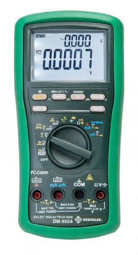 DM-860A INDUSTRIAL 500,000 COUNTS DMM