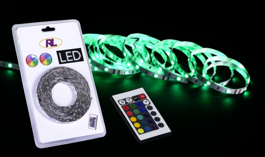 RGB-Power-LED Flexband