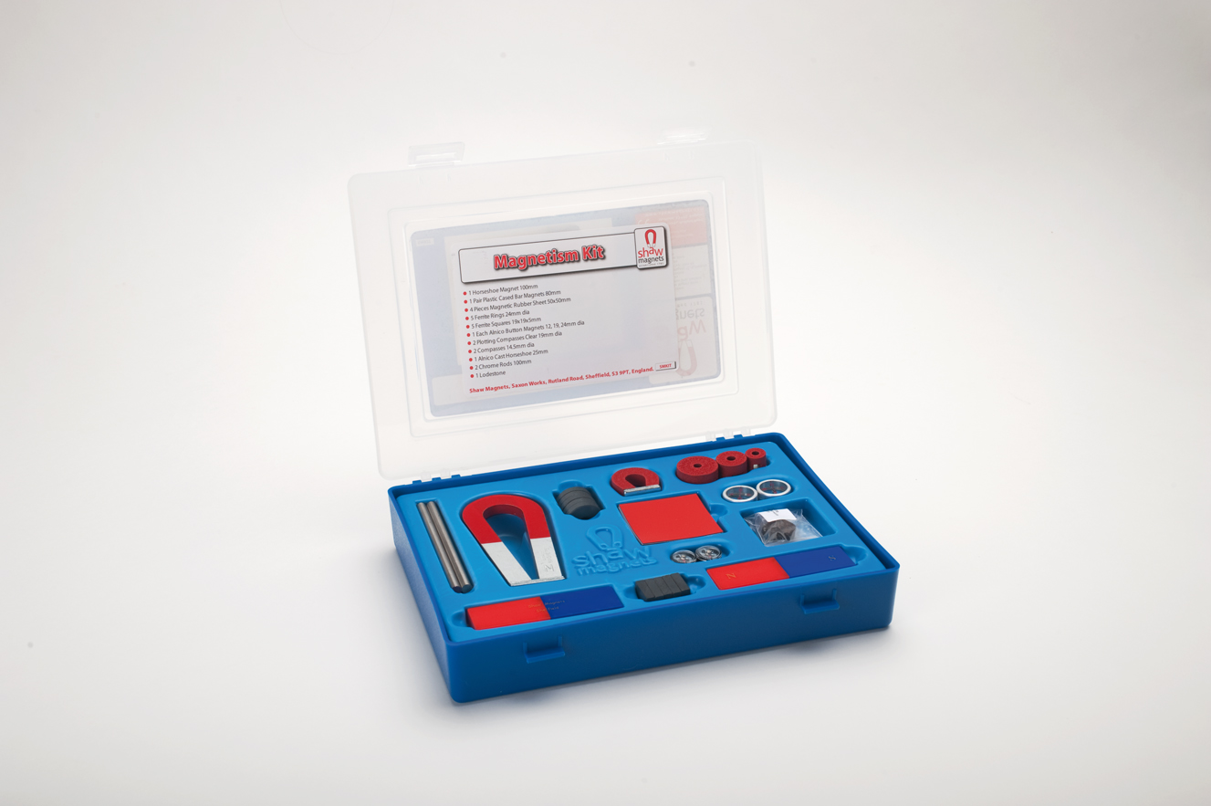 Magnetismus Kit Deluxe